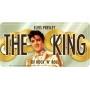 Elvis Number Plate