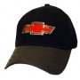 Red Metal Plate Cap